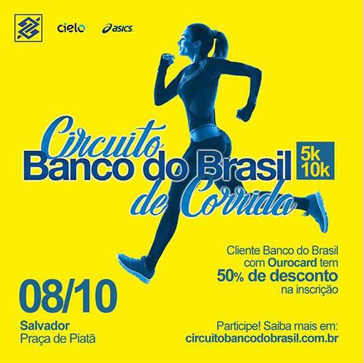 Circuito Banco Do Brasil 2017 : Circuito banco do brasil de corrida sindiclube bahia